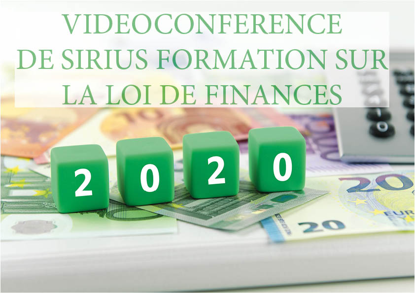Loi De Finances 2020 – Analyse